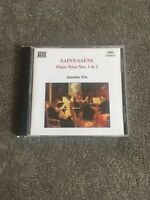 Camille Saint-Saens - Saint-Saëns: Piano Trios Nos. 1 & 2 (1995)