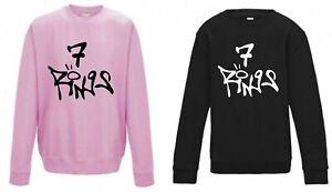 Ariana Grande Sweater Sweatshirt Hoodie Bag 7 Rings Break Up With Your GF New