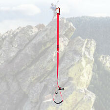 Climbing Foot Ascender Rock Climbing Foot Riser Loop Webbing Feet Strap 80-130CM