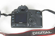 Canon EOS 5D Classic 12.8MP Full Frame DSLR Camera Body + EE-S focus screen