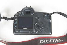 Canon EOS 5D Classic 12.8MP Full Frame DSLR Camera Body + EE-S focus screen