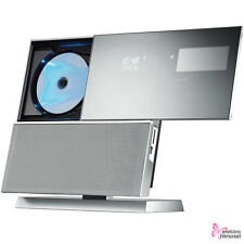 Grundig Ovation DAB+ Micro Stereoanlage Vertikal CD-Player Bluetooth HiFi System