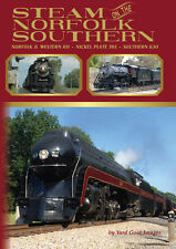 Steam on the Norfolk Southern, a DVD by Yard Goat Images