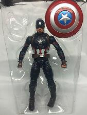 Marvel Legends captain america  from giant man baf civil war wave