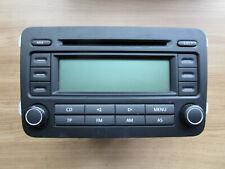 RCD 300 Autoradio VW Touran Golf 5 Jetta Radio CD Tuner BLAUPUNKT 1K0035186J