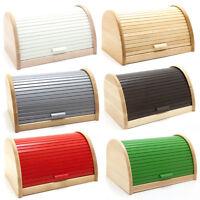 Brotkasten Holzfee RB Farbauswahl Holz Brotkiste Brotbox 39 cm Brot Aufbewahrung