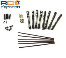 Hot Racing Axial Wraith Aluminum Front Rear Sway Bar Set WRA311X01