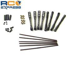 Hot Racing Axial Wraith Aluminum Front Rear Sway Bar Set WRA311X01