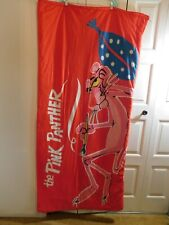 Pink Panther Sleeping Bag vintage 1977 Date Stamped Beautiful Condition!