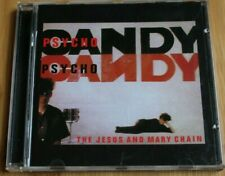 THE JESUS AND MARY CHAIN PSYCHOCANDY CLASSIC 1985 DEBUT CD ALBUM JUST LIKE HONEY
