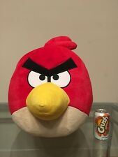 Angry Birds JUMBO Rovio Red Plush Toy Doll Huge Pillow Pal w/ SOUND!