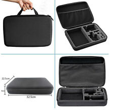 Large Carry Case Fits GoPro Hero 3 4 5 6 7 8 Protective Hard Eva Cover Zip Bag