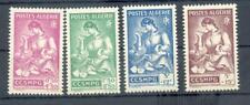 ALGERIE 1944 Yvert 205-208 ** POSTFRISCH (F0093