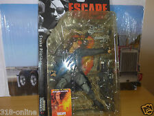 "Mcfarlane action figure set ""Escape from LA"" for {ages13+} from movie maniacs"