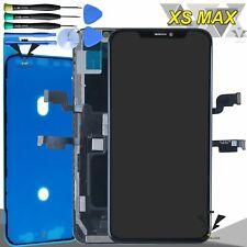 DISPLAY LCD Schermo Vetro Per iPhone XS MAX In- Cell Touch Screen Vetro NERO GLS