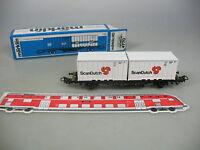 AP174-0,5# Märklin H0/AC 4770 Containerwagen/Güterwagen ScanDutch, sehr gut+OVP