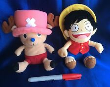 Rare from Japan~TALKING LUFFY OR CHOPPER~ship free
