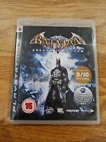Batman: Arkham Asylum PS3