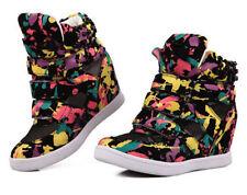 Markenlose High-Top Sneakers für Damen