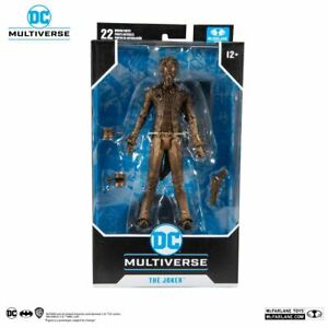 DC Comics Multiverse The Joker Arkham Asylum Bronze variant 7 Inch Action Figure