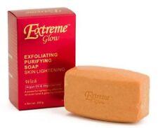 Extreme Glow Exfoliating & Skin Brightening Soap 200G/ 7oz with Argan oil.