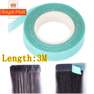 1 Roll Double Sided Adhesive Super Tape For Tape in Hair Extensions Skin Weft 3M