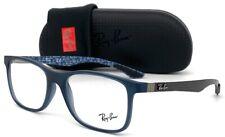 Ray Ban  RX8903 5262 Matte Blue Gunmetal 55mm Eyeglasses RB8903