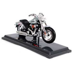 Maisto 1:18 Harley Davidson 2009 FXDFSE CVO Fat Bob MOTORCYCLE BIKE Model IN BOX