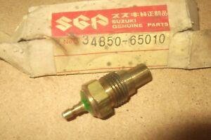 SUZUKI GT750  RE5  GENUINE NOS WATER TEMPERATURE GAUGE SENSOR - # 34850-65010