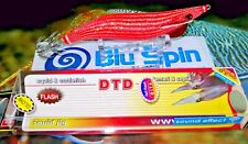 NEW DTD Squid Jig FULL FLASH Oita GLOW SOUND EFFECT Size: 3.0 90mm Color: RED