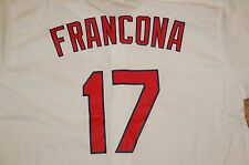 TERRY FRANCONA CLEVELAND INDIANS JERSEY 2014 SGA NEW IN PACKAGE 8/23/14 SGA #17