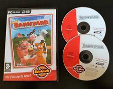 Barnyard - PC CD-ROM - RARE - Fun Club - Free, Fast P&P! - Barn Yard