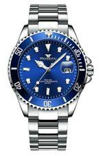 Men's Watch Relojes De Hombre Stainless Steel Quartz Luminous Classic Watches