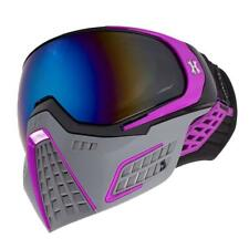 New HK Army KLR Thermal Paintball Goggles Mask - Slate Black/Purple