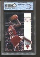 1993-94 Michael Jordan Skybox #45 Gem Mint 10 Chicago Bulls HOF