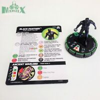 Heroclix Avengers: Black Panther & Illuminati set Black Panther #029b Prime fig!