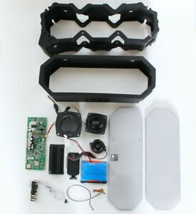 Altec Lansing IMW888-BLG Super Lifejacket Parts Speaker/Board/Charging Port/ETC