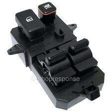 OEM Toyota 93-98 Supra JZA80 LHD Left Door Master Window Switch Black 8482014260
