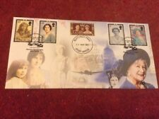Bletchley Park Queen Mother In Memoriam March 2002 Limited Edition
