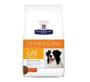 Hill's Prescription Diet Urinary Care c/d dog food 1.5 kg