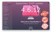 🔥 CleanMyMac X 4.6.12 Full version Unlimited activation Fast delivery!
