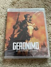 Geronimo Blu-ray Twilight Time Limited Edition New and Factory Sealed