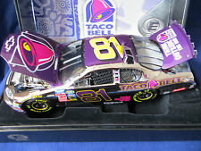 Dale Earnhardt Jr #275/300 Platinum 2004 Taco Bell Action RCCA Monte Carlo Elite