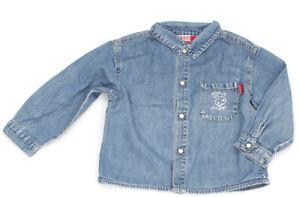 ESPRIT Jeans-Hemd Stonewashed - 74