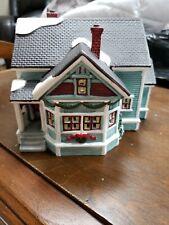Lemax Christmas Village House