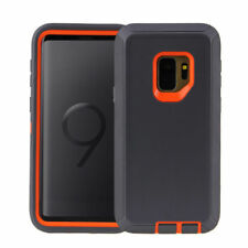 For Galaxy S9 / S9 Plus Case Universal Clip Fit Otterbox Defender Series