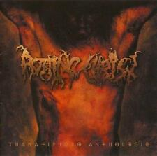 ROTTING CHRIST - Thanatiphoro Anthologio (Best Of) - Doppel CD - Neu OVP