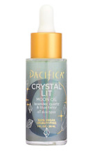 Pacifica Crystal Lit Moon Facial Oil Lavender Blue Tansy Vegan Paraben Free 1 oz