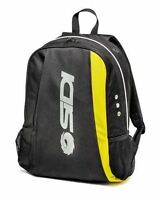 Sidi Freedom Motorcycle Motorbike Back Pack 22 Litres Black/Yellow