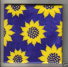 Fliese - Sonnenblumen - 10x10 cm